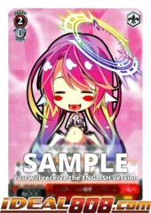 Affectionate Respect for Her Master, Jibril [NGL/S58-E106 PR (Regular)] English