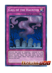 Call of the Haunted - LCJW-EN217 - Super Rare - 1st Edition
