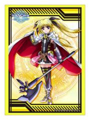 Magical Girl Lyrical Nanoha Reflection Fate Harlaown Vol.1533 HG Character Sleeve (60ct)