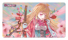 Ultra Pro Force of Will TCG Hanami Playmat (#84881) Limited Edition