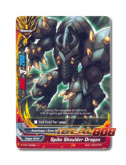 Spike Shoulder Dragon - BT01/0048EN (UC) Uncommon