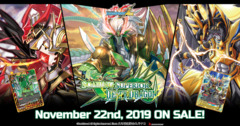 BFE-S-BT06 Soaring Superior Deity Dragon (English) Future Card Buddyfight Ace Booster Pack [5 Cards]