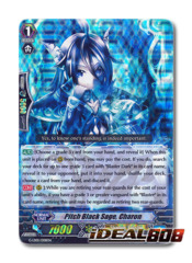 Pitch Black Sage, Charon - G-LD01/008EN - RRR