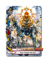 Actor Knights the Sun [H-BT01/0096EN C] English Common
