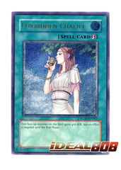 Forbidden Chalice - RGBT-EN061 - Ultimate Rare - 1st Edition
