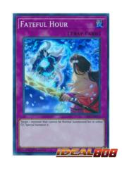 Fateful Hour - SAST-EN075 - Super Rare - 1st Edition