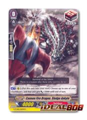 Cannon Fire Dragon, Sledge Ankylo - G-TCB01/064EN - C