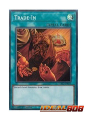 Trade-In - LCKC-EN076 - Secret Rare - Unlimited Edition