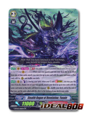 Stealth Rogue of Revelation, Yasuie - G-BT03/016EN - RR