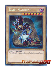 Dark Magician - LCYW-EN001 - Secret Rare - 1st Edition