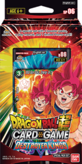 DBS-SP06 Destroyer Kings (English) Dragon Ball Super Special Pack Set [Contains 4 Booster Packs + Promo]