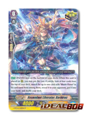 Ascendant Liberator, Barbtruc - G-BT03/029EN - R