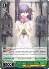 Irreplaceable Existence, Sakura [FS/S64-E024S SR (FOIL)] English
