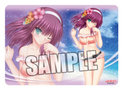 Angel Beats! - 1st beat- Yuri Ver 2 Broccoli Playmat