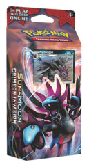 SM Sun & Moon - Crimson Invasion (SM04) Pokemon Theme Deck - Hydreigon