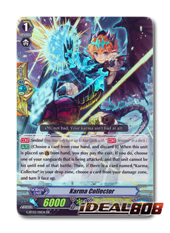 Karma Collector - G-BT03/011EN - RR
