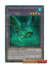 Mudragon of the Swamp - CT15-EN005 - Ultra Rare - Limited Edition