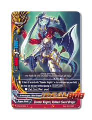 Thunder Knights, Pallasch Sword Dragon - BT04/0076EN (C) Common