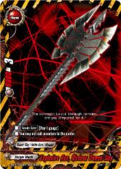 Explosive Axe, Ricdeau Demon Slay [D-BT01A-EB01/0037EN C (FOIL)] English