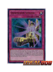Dimension Sphinx - MVP1-EN023 - Ultra Rare - 1st Edition