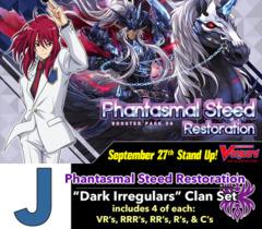 # Phantasmal Steed Restoration [V-BT06 ID (J)] VR