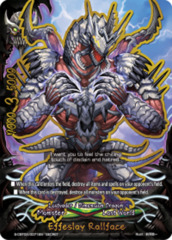 Effeslay Rallface [S-CBT02/0071EN Secret (FOIL)] English