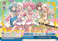 A Sparkling Stage [BD/EN-W03-125BDR BDR (BAND HOT STAMP)] English