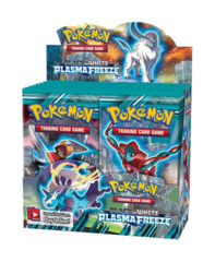 Pokemon Black & White: Plasma Freeze Booster Box