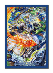 Cardfight Vanguard (70ct) Vol 251 Storm of Lament, Wailing Thavas Mini Sleeve Collection