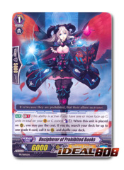 Decipherer of Prohibited Books - PR/0195EN - PR (G-BT03 Promo)