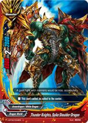 Thunder Knights, Spike Shoulder Dragon - H-BT02/0049EN - U