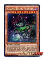 Kozmo Dark Planet - SHVI-EN085 - Secret Rare - 1st Edition