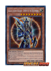 Black Luster Soldier - Envoy of the Beginning - TOCH-EN029 - Collector's Rare - Unlimited Edition