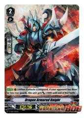 Dragon Armored Knight - V-TD02/004EN (FOIL - RRR)