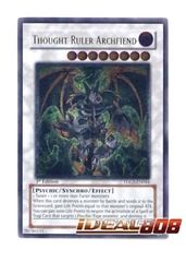 Thought Ruler Archfiend - TDGS-EN044 - Ultimate Rare - 1st Edition