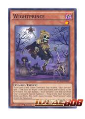Wightprince - DUEA-EN047 - Common - 1st Edition