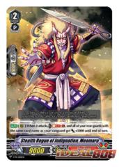 Stealth Rogue of Indignation, Meomaru - V-PR/0100EN - PR (FOIL) [V-BT07]