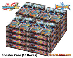 BFE-S-BT04 Drago Knight (English) Future Card Buddyfight Ace Booster  Case [16 Boxes]