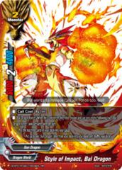 Style of Impact, Bal Dragon [X2-BT01A-SS01/0009EN RR (FOIL)] English