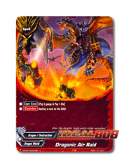 Dragonic Air Raid [H-BT01/0047EN U] English Uncommon