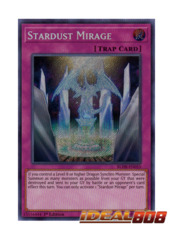 Stardust Mirage - BLHR-EN055 - Secret Rare - 1st Edition