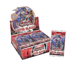Cosmo Blazer Booster Box (1st Edition)