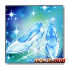 Glass Slippers * - BLRR-EN011 - Secret Rare ** Pre-Order Ships Jun.29