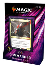 Commander 2019: Merciless Rage Deck * PRE-ORDER Ships Aug.23