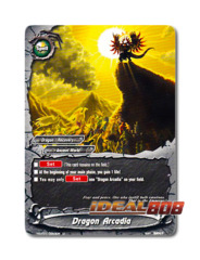 Dragon Arcadia [H-BT01/0053EN U] English Uncommon