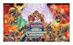 2013 Regionals WCQ Brotherhood of the Fire Fist [Bear, Tiger, Gorilla, Snake, Swallow, Hawk, Raven, Dragon] Playmat