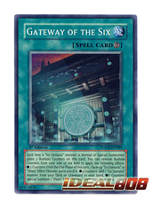 Gateway of the Six - SOVR-EN089 - Super Rare - Unlimited Edition