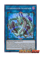 Guardragon Agarpain - SAST-EN053 - Super Rare - 1st Edition