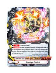 Damage Control [H-BT01/0042EN R] English Rare