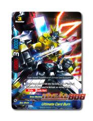 Ultimate Card Burn [H-BT01/0007EN RRR] English Triple Rare